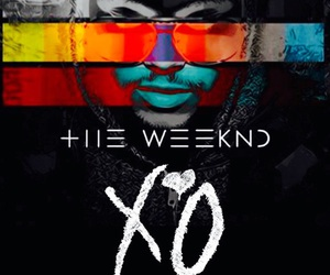 wallpaper, xo, and the weeknd image
