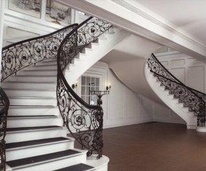 interior design, luxury, and mansion image