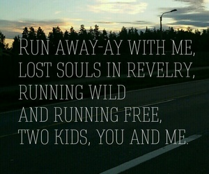 lost, quote, and renegades image