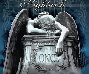 metal, nightwish, and angel image