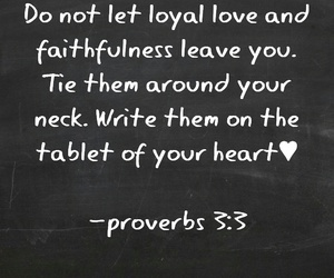 heart, faithfulness, and love image