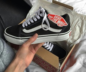 shoes, vans, and tumblr image