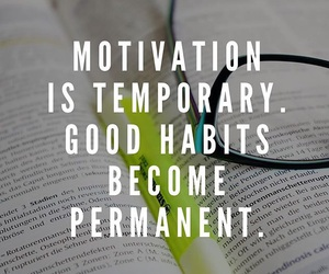 habits, life, and motivation image