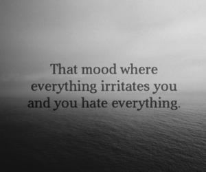 quotes, mood, and sad image