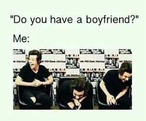 funny, boyfriend, and one direction image