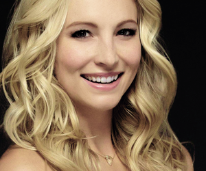 caroline forbes, the vampire daries, and candice king image