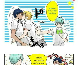 art, bl, and knb image