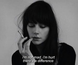 hurt, grunge, and sad image