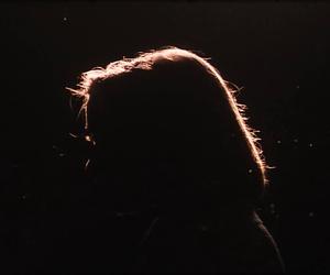 dark, light, and lighting image