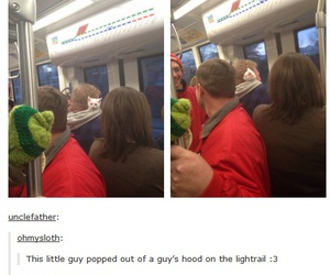 funny, tumblr, and hoodie image