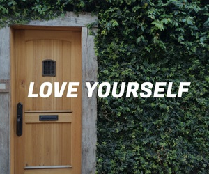 love yourself and quotes image