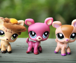 bambi, collectibles, and Littlest Petshop image