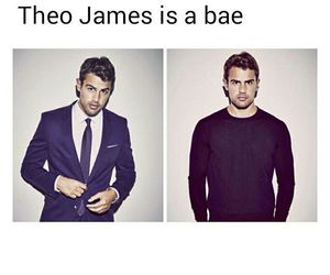bae, theo james, and sexy image