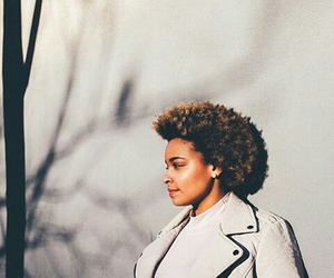 Afro, hair, and highlights image
