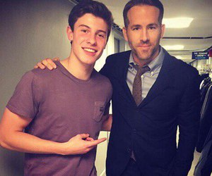 ryan reynolds and shawn mendes image