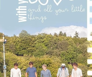 little things, take me home, and 1d image