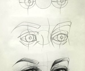 eye drawings image