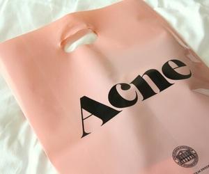 acne, bag, and orange image