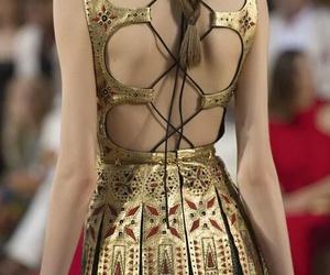 fashion, Valentino, and haute couture image