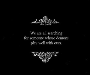 demon, quotes, and text image