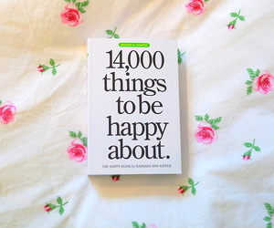 book, happy, and girly image
