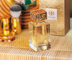 fragrance, perfume, and toryburch image