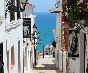 spain and alicante image
