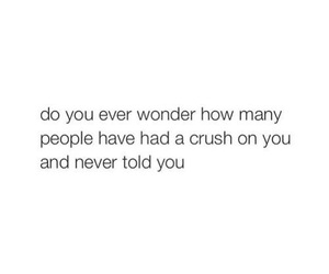crush, quote, and people image
