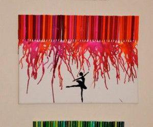art, crayon, and diy image