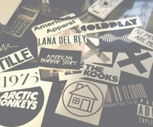 arctic monkeys, bands, and bastille image