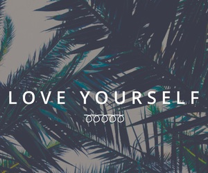 love yourself, yourself, and quotes image