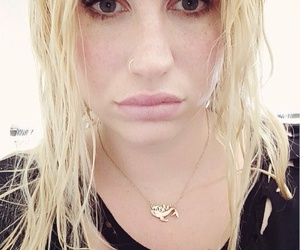 blonde, freedom, and kesha image
