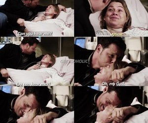 best friends, kiss, and grey's anatomy image