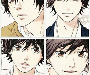 ao haru ride, anime, and mabuchi kou image