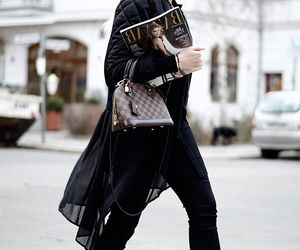 alma, Louis Vuitton, and chic image