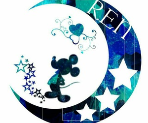 estrellas, lindo, and mikey mouse image