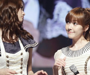 snsd, yoona, and jessica jung image