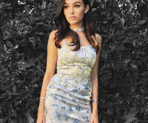 madison beer and dress image
