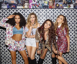 bands, perrie edwards, and leigh-anne pinnock image