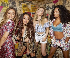 little mix, get weird, and jesy nelson image