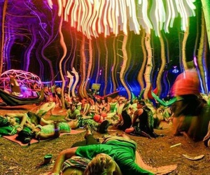 trippy, psychedelic, and lsd image