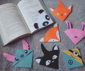 book and bookmarks image