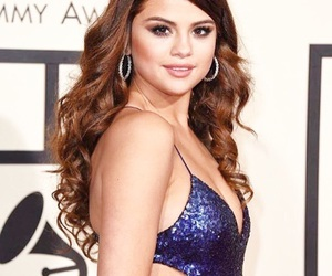 selena gomez and grammys image