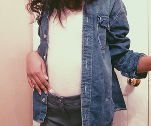 denim, style, and vintage image