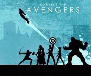 Marvel, Avengers, and the avengers image