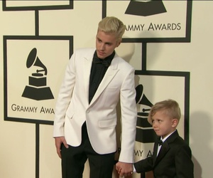 justin bieber, boy, and grammy image