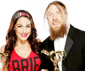 red, wrestling, and wwe image