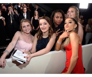 grammys and ariana grande image