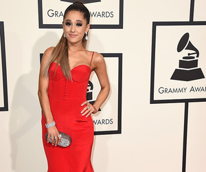 ariana grande, arianagrande, and grammy image