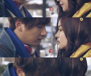 boy, couple, and korea image